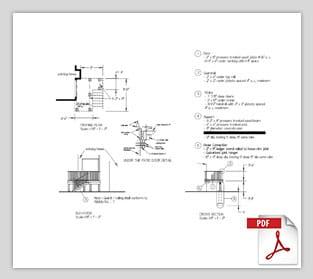 apprize landscape design, danagher plan