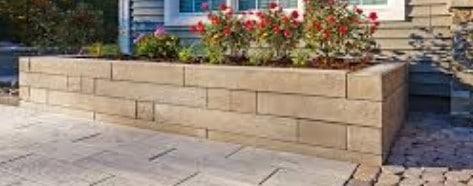 Borealis Precast Concrete Wall