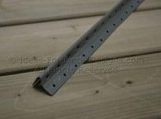 Deck Fastener Tracks